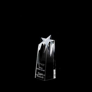 Shooting Star Small Optically Perfect Award