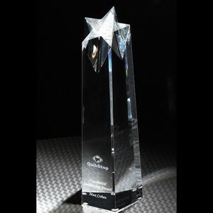 Shooting Star Large Optically Perfect Award